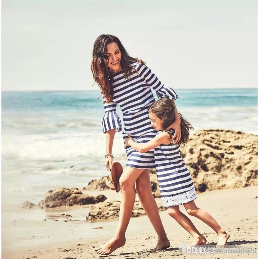 15 Matching Mom And Daughter Beach Outfits forecast