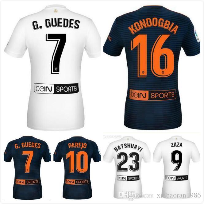 Maillot Domicile Valencia CF Kondogbia
