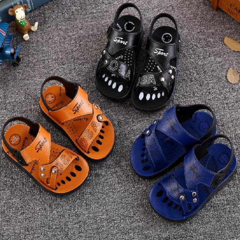 b2a4994e2 Compre 2018 Zapatos Del Bebé Del Verano Sandalias De Niño 2 16 Años Viejo Zapato  Niños Zapatos De Verano Sandalias De Los Niños Venta Caliente 1556 A  38.3  ...