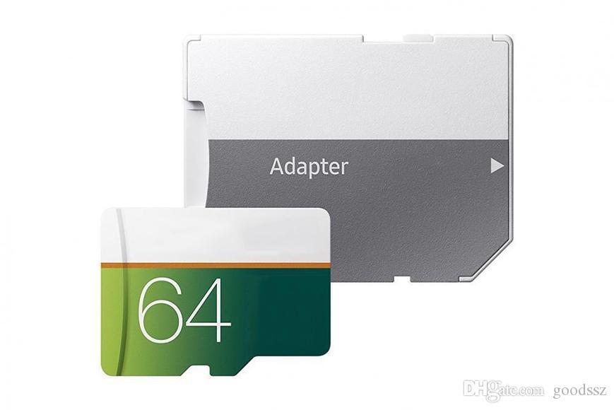 EVO Select UHS-I TF Card 256GB 128GB 64GB 32GB 16GB Class 10 U3 Micro Memory SD Card with Adapter Faster Speeds