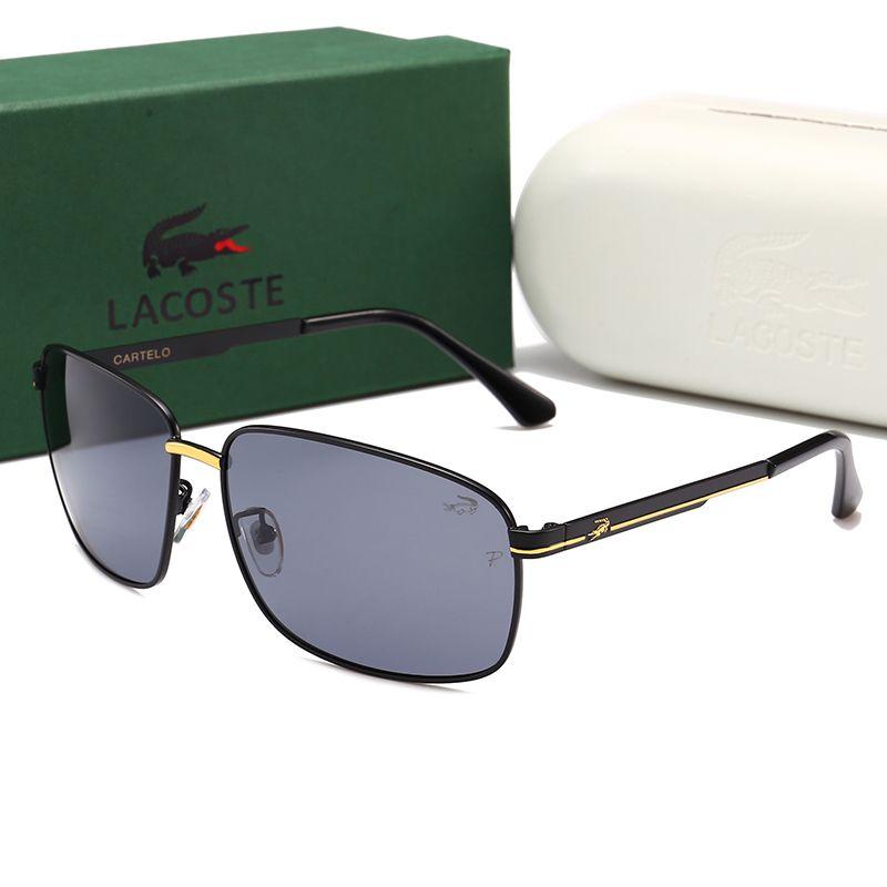 59469711c12 New 2018 Men S Polarizing Sunglasses Retro Space Aluminum Magnesium Small  Frame Driver Driving Fishing Sunglasses 8012 Police Sunglasses Serengeti ...