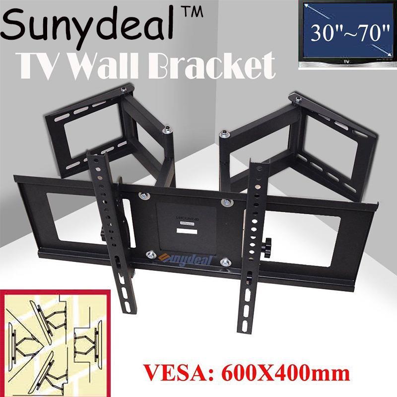 Großhandel Tv Wandhalterung 30 70inch Tv Halterung Vesa 100x100