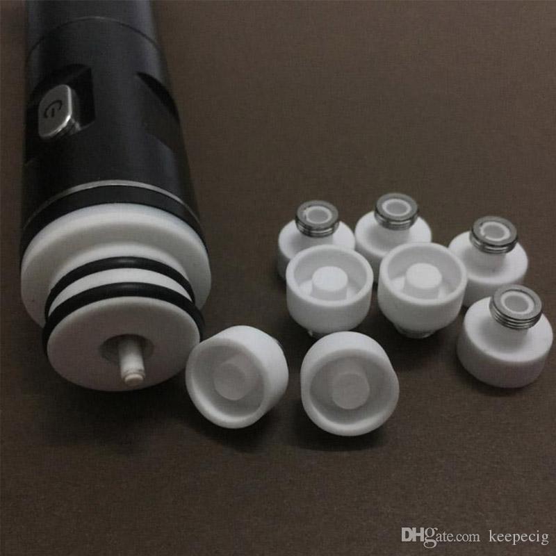 Лучшее качество Henail plus замена нагревательный элемент керамическая катушка Титановая катушка кварцевая катушка для G9 Greenlight H e nail wax dry herb vaporize