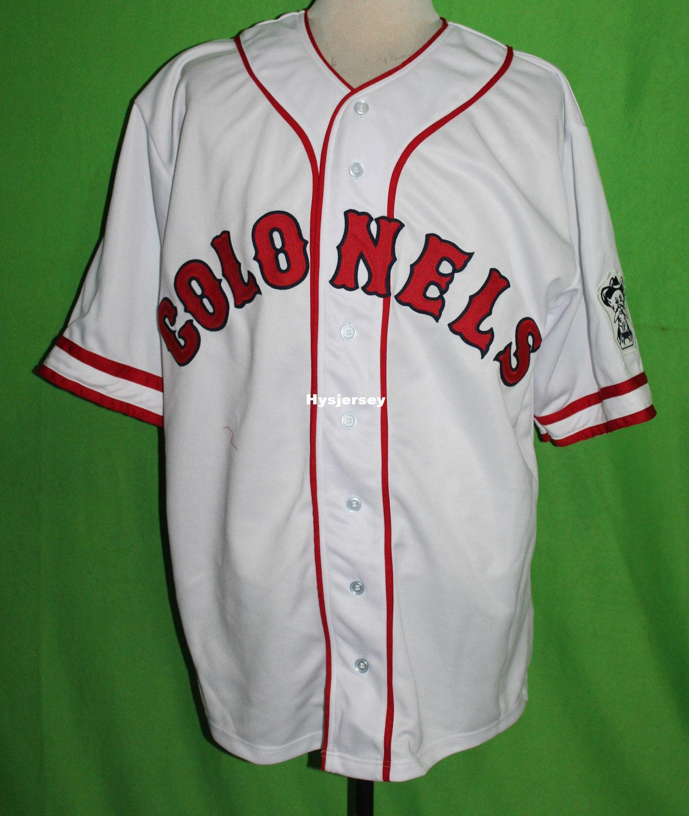 2019 Cheap Retro LOUISVILLE COLONELS  9 1950 Home BASEBALL JERSEY Or Custom  Any Number Any Mens Vintage Jerseys XS 5XL From Hysjersey 4ead31d3f2a1