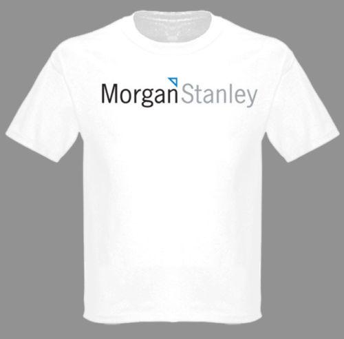 Morgan Stanley financial services t-shirtFunny free shipping Unisex tee