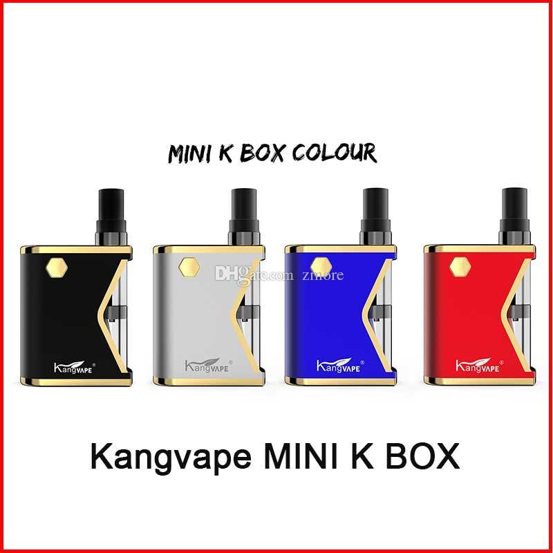 Elektrisches Rauchen Kangvape Mini K Vape Mods Kit E Zigaretten