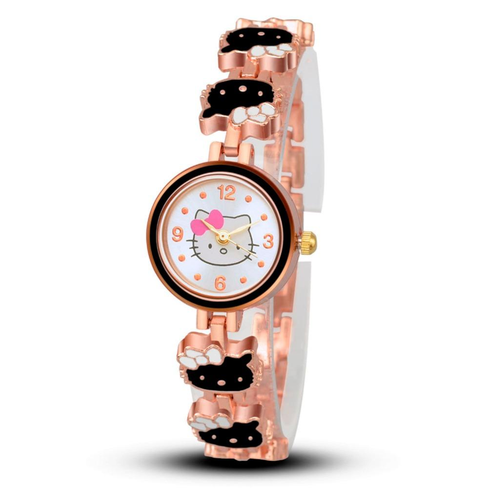 11310e521 Women Hello Kitty Watch, Fashion Casual Dress Wristwatch Quartz Female  Bracelet Watches, Cartoon Hot Sale Clock Cheap Branded Watches Buy Cheap  Watches ...