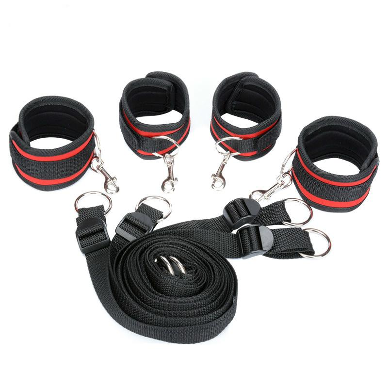 Bed Restraints Adjustable Sex Bondage Restraints Bdsm Fetish Kit Love Sexy  Hand Ankle S Erotic Accessories For Couples Y18101501 Play Free Games  Online Free ...