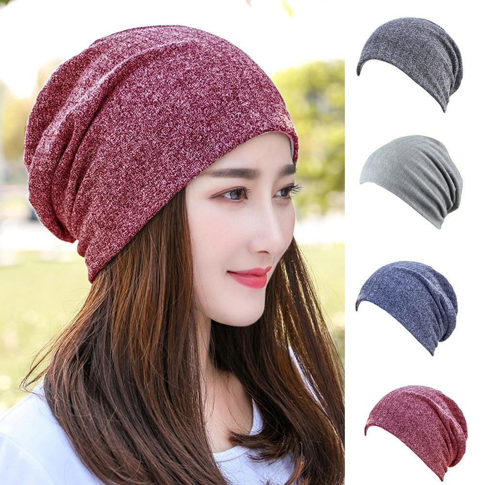 Women India Muslim Stretch Turban Hat Solid Stripe Hair Loss Head Scarf  Wrap Winter Hats For Women Girls Winter Hat UK 2019 From Yiquanwater 3e146da223