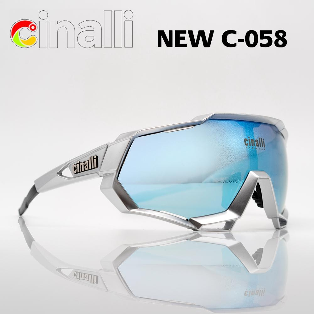 bbd19b8d679 Naga Sire CINALLI C-058 Eyewear Sunglasses Cycling Racing Outdoor ...