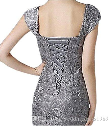 Noble Sheath Short Mother Formal Wear With Jacket Evening Lace Applique Party Wedding Guest Dress 2018 Mother Of The Bride Dress Suit Gowns