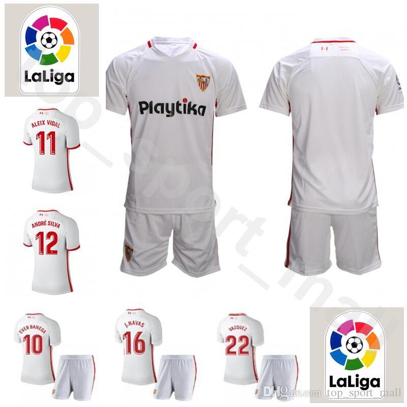 Maglia Home Sevilla FC Aleix Vidal