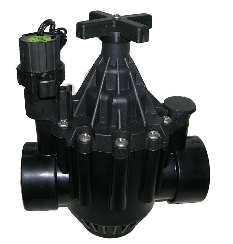 786c066c7 Compre Válvula De Riego Residencial / Comercial De Plástico A $140.12 Del  Hibooth | DHgate.Com