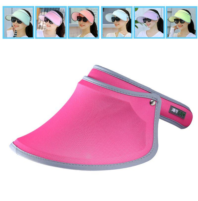 b8719833c71 Lady Visors Summer Hats Sun Protection Sun Hats Protect from Sun ...