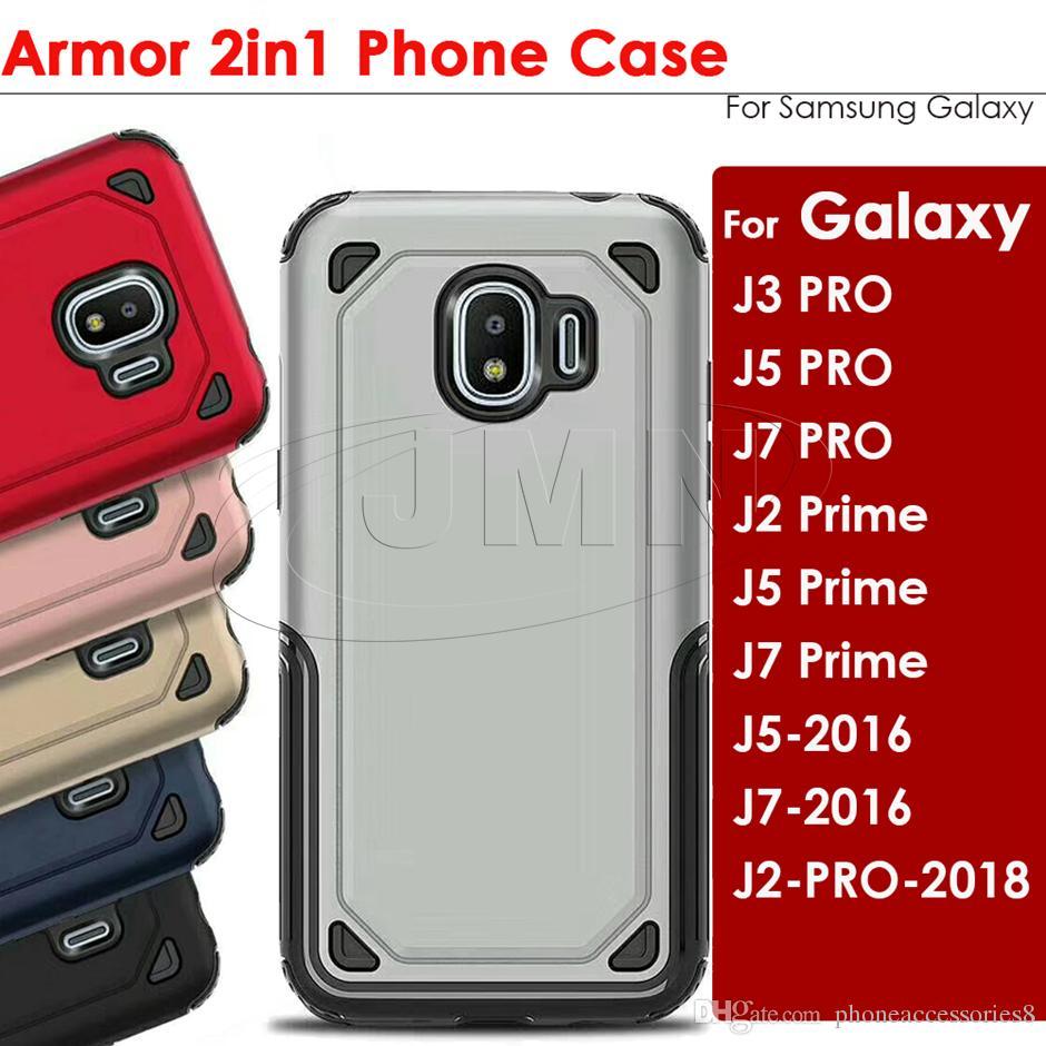 premium selection 4f99b 5ca50 Hybrid Armor Phone Case Duty Defender Cases For Samsung Galaxy J3 PRO J5  PRO J7 PRO J2-PRIME J5-PRIME J7-PRIME J5-2016 J7-2016 J2-PRO 2018