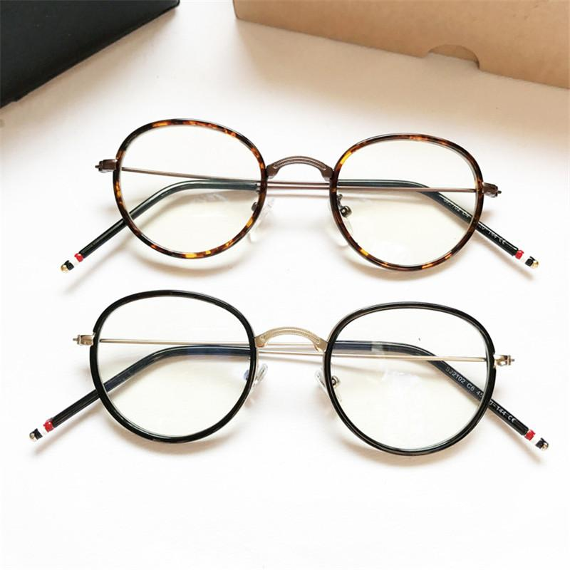 88975ee759 2019 Vazrobe Small Round Glasses Men Women Brand Design Vintage Nerd Points Eyeglasses  Frames Prescription Spectacles Diopter Man From Buete