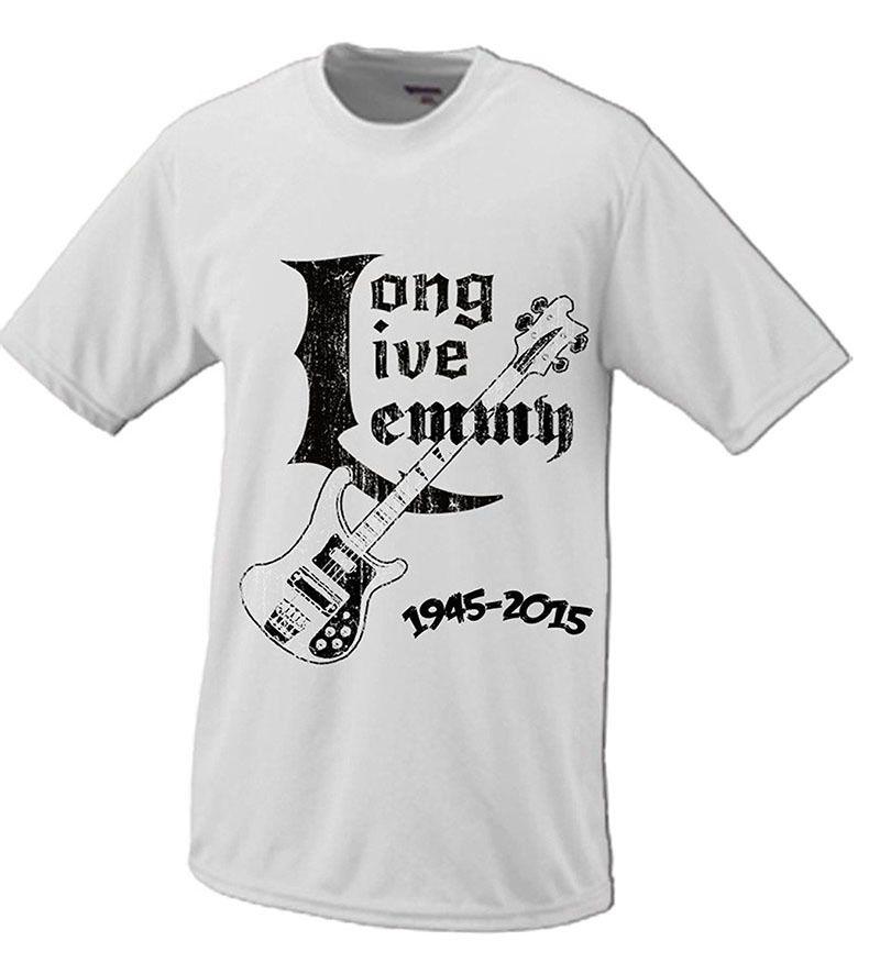 e60d0ab21 Personalized T Shirt Custom T Shirt Men'S Short Long Live Lemmy T Shirt O  Neck Office Tee Popular Style Man T Shirt Design Your Own T Shirts Womens  Shirt ...