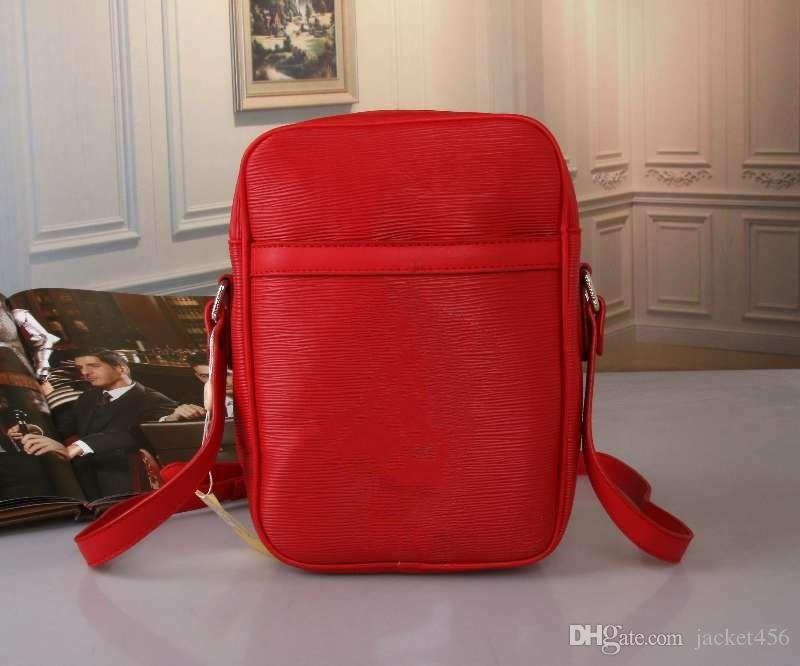 6cd803f7b8ae High Quality 2018 New Epi Letter Men Women Messenger Bags Fashion Cross  Body Bags Large Camera Bags Purse Shoulder Bag Size 25x19x9.5cm Leather Bags  ...