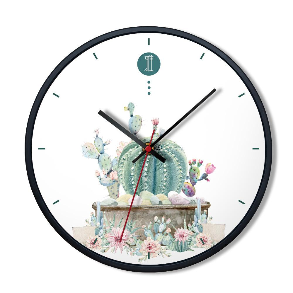 Acheter Horloge Murale Décorative Horloge Murale Silencieuse Pour