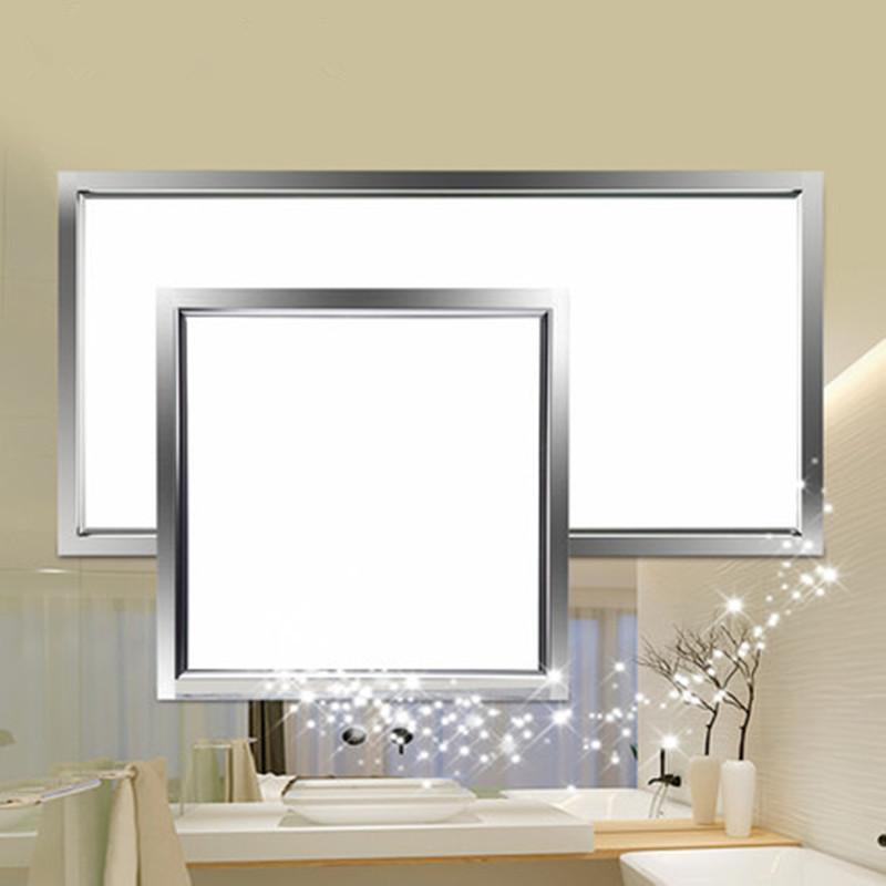 Großhandel Integrierte Decke LED Leuchten Flachleuchten ...