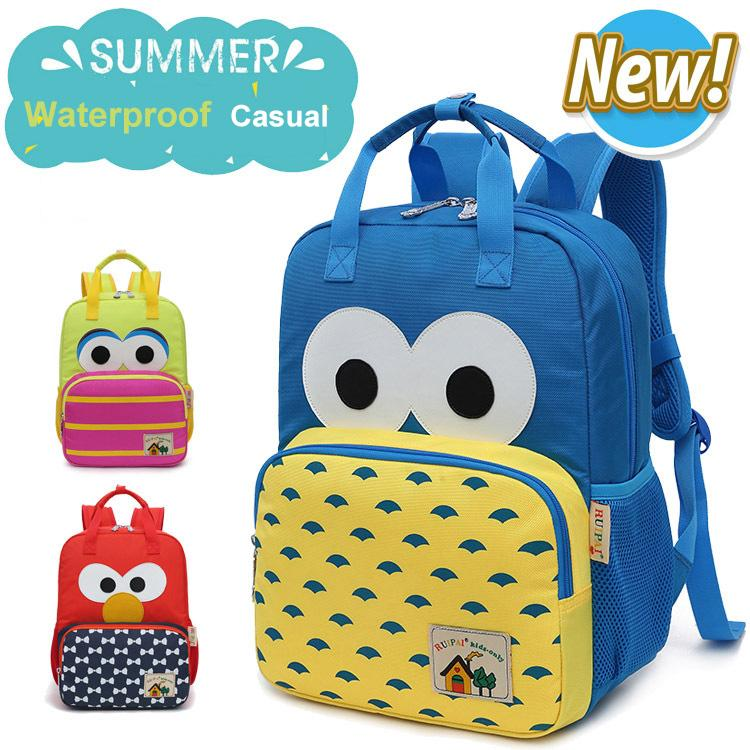RUIPAI New Cute Kids Baby Cartoon School Bags Waterproof Primary Children  Cackpacks For Girls And Boys Grade 1 4 Bookbag School Bags Designer  Handbags From ...
