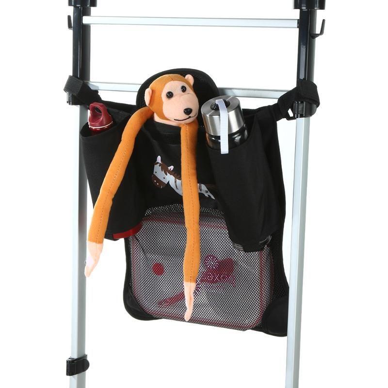 Bag For Strollers Wheelchairs Baby Pram Stroller Storage Bag Stroller Car Seat Diapers Bottles Organizer Bag Accessories
