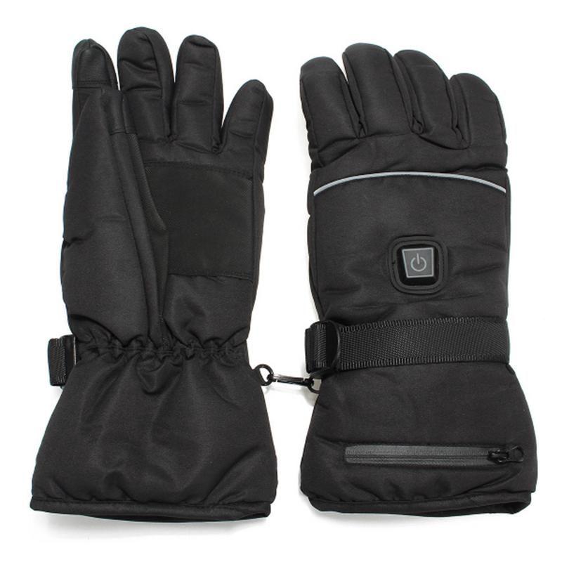 Elektrisch beheizbare Handschuhe Gr Camping & Outdoor Handschuhe S beheizt batteriebetrieben Winter Thermo