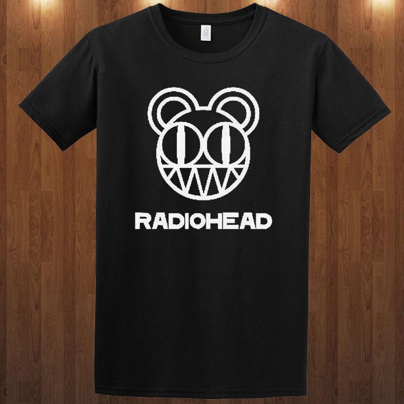 b7a65ca53 Radiohead Tee Art Rock Thom Yorke On A Friday S M L 3XL T Shirt 7 Worlds  Collide Cool Shirt Designs T Shirt Quotes From Amesion32, $12.08| DHgate.Com