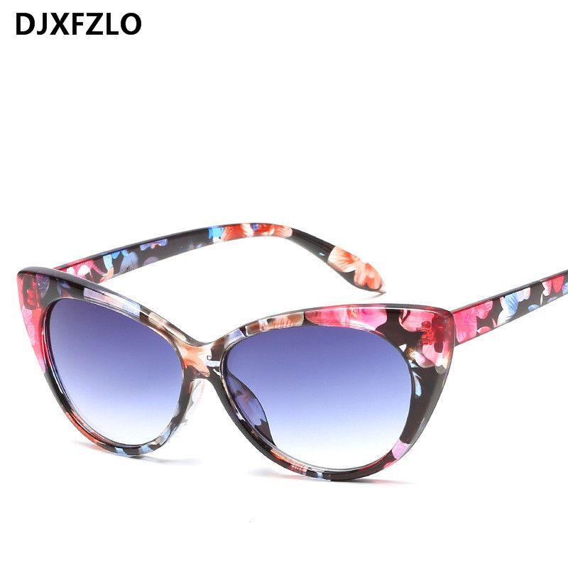 2d6068f75f 2018 New Sexy Cat Eye Sunglasses Women Brand Designer Vintage Ladies  Cateyes Sun Glasses Fashion Female Glasses Oculos De Sol Locs Sunglasses  Suncloud ...