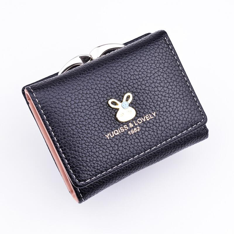 New Woman Wallet Small Hasp Coin Purse For Women Design Brand Mini