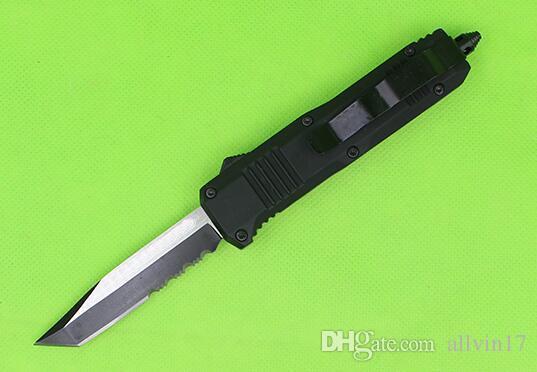 Butterfly C07 Auto Tactical Knife 7 Modelo de cuchillas EDC Pocket Knife Cuchillo de supervivencia para acampar al aire libre Enlace especial para Chris