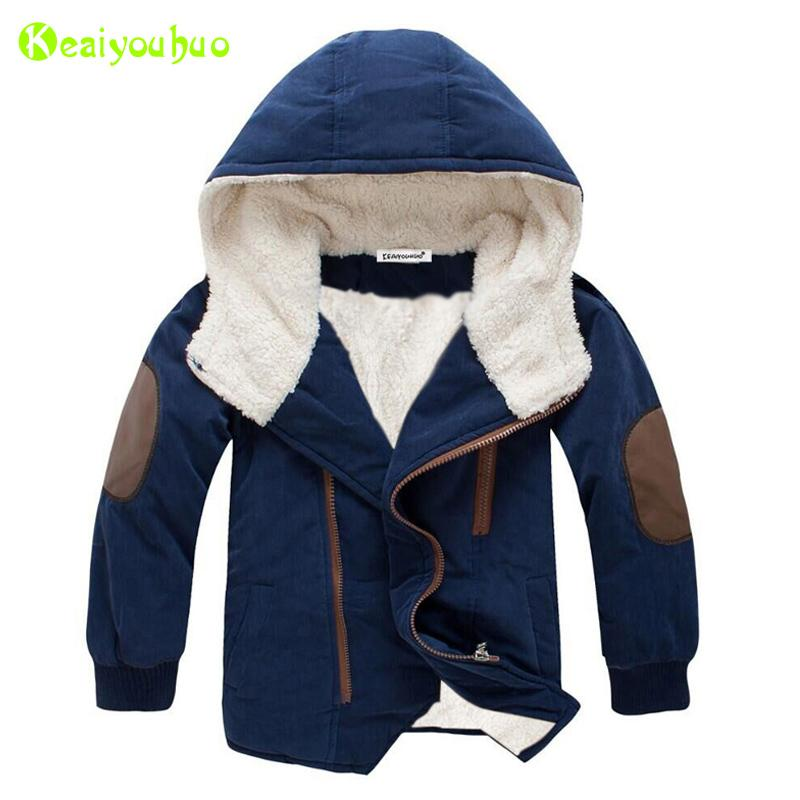 Chaquetas de abrigo para ninos