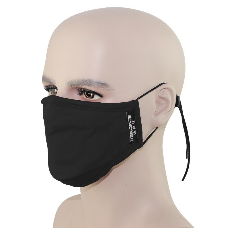 100 Stücke/fabrik Direkt Winter Baumwolle Warme Anti-dunst Staub Schutz Maske Pm2.5 Aktivkohle Masken Großhandel Masken