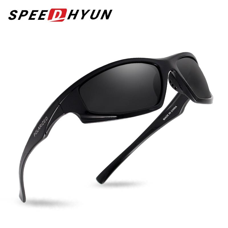5480eb5c09 SPEEDHYUN 2018 New Vintage Polarized Sunglasses Men High Quality UV400  Driving Male Sun Glasses For Men s Eyewear Oculos Gafas Tifosi Sunglasses  Cheap ...