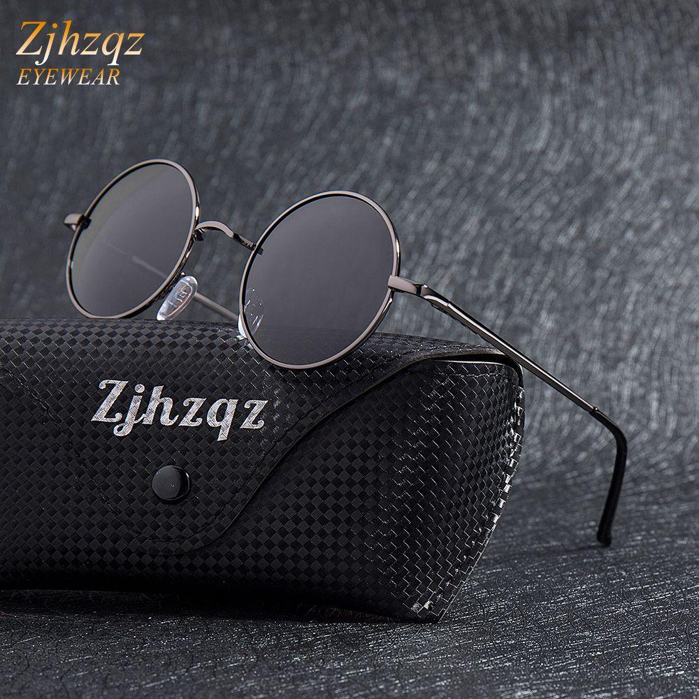 68279fb70b Cheap Steampunk Sunglasses Men Best Vintage Round Metal Steampunk Sunglasses