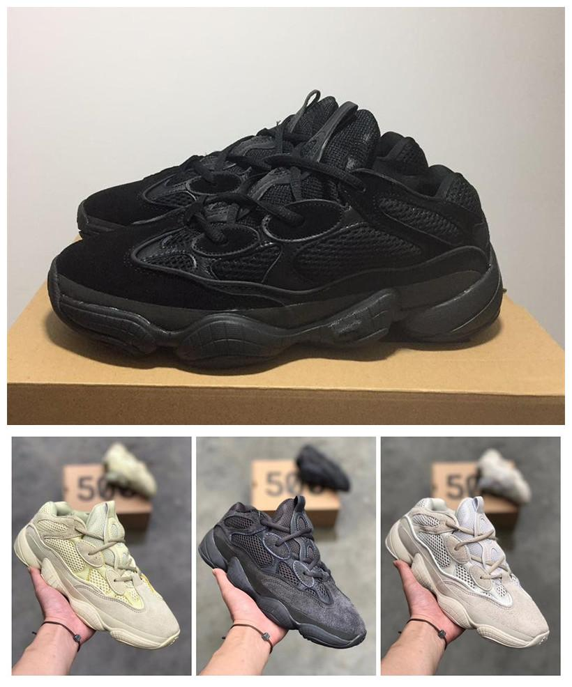 b822a3a7 2019 2018 New Wave Runner 500 Blush Desert Rat 500 Super Moon Yellow Running  Shoes Kanye West Mens Women Sneaker Sports Shoes From Renrenxinfu, ...