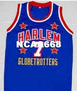 Too Hall Azul Jersey Globetrotters Compre Nuevo Retro Tall Harlem rCBEdoeQWx