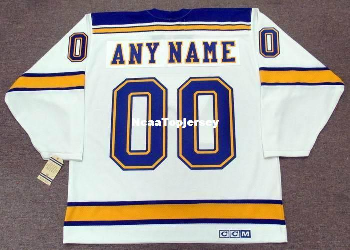 2019 Custom Mens Jerseys ST. LOUIS BLUES 1967 CCM Vintage Customized Away  Cheap Retro Hockey Jersey From Ncaatopjersey e5582452d