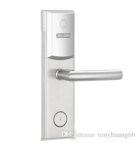 Factory Price Stainless Steel Door Handle Lock Electric Hotel Door Keyless  Locks M1 Card Keyless Lock RFID Lock Online With $91.67/Piece On  Tonyhuang66u0027s ...