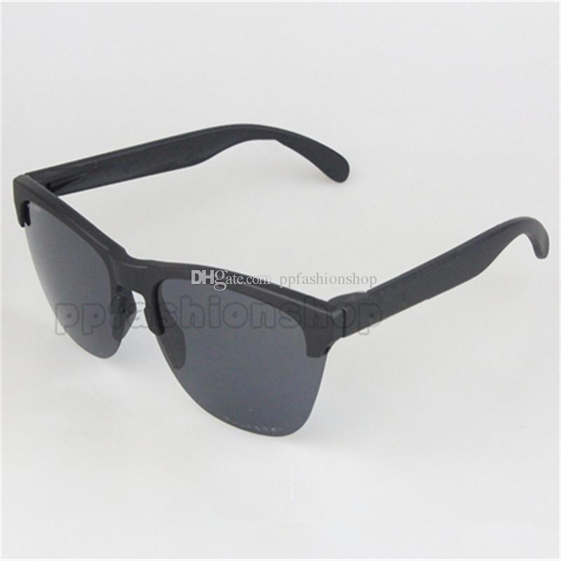 Compre Marca Designer Óculos De Sol De Alta Qualidade Polarizada Meia  Armação Óculos De Sol Dos Homens Óculos De Sol Das Mulheres Óculos De Lente  Uv400 ... c1a82e41f8