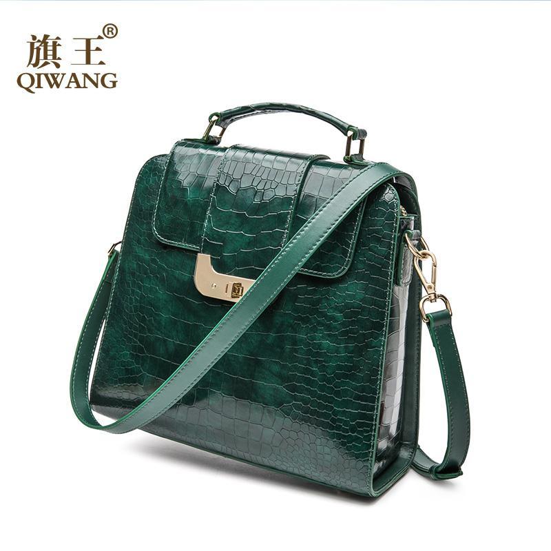 7eef7d157b97 Cheap Leather Shoulder Bag for Men Best Patchwork Patterns Shoulder Bag
