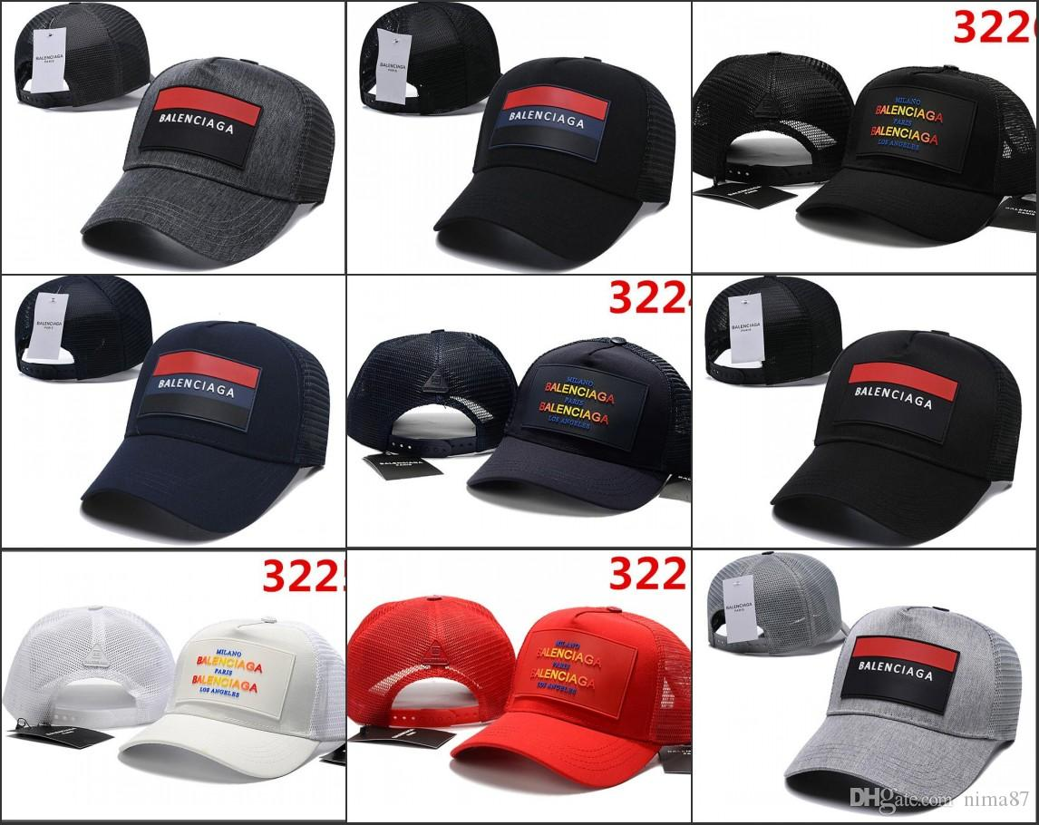 769866e083e 2019 Brand BNIB Hat Cap Wave Cola Logo 17FW Homme Ladies Mens Unisex Red  Baseball Caps Strapback Black Lives Matter Embroidery Casquette Hat Starter  Cap Big ...