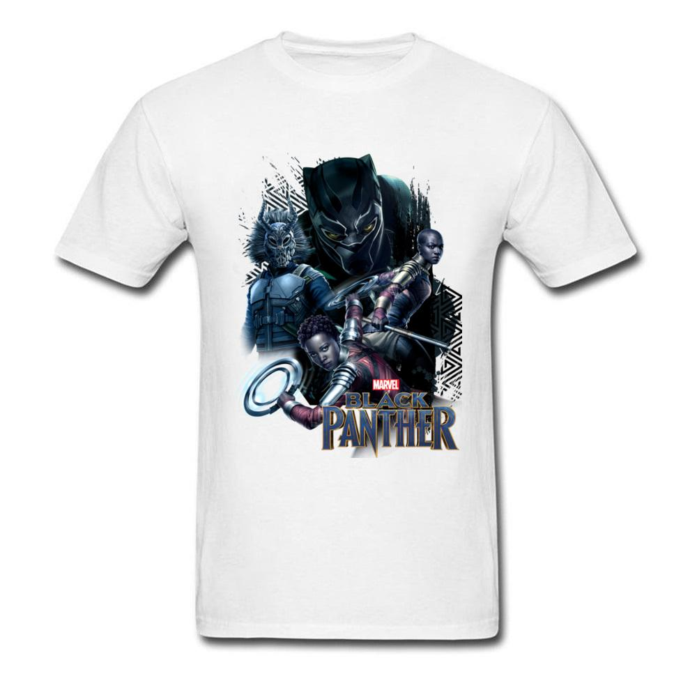 6760a722b Usa Movie Black Panther Tshirt Men Brand New Fashion Tops T Shirt Big Size  Men'S Cool T Shirt Captain America Tees For Guys Customised T Shirts Ladies  T ...