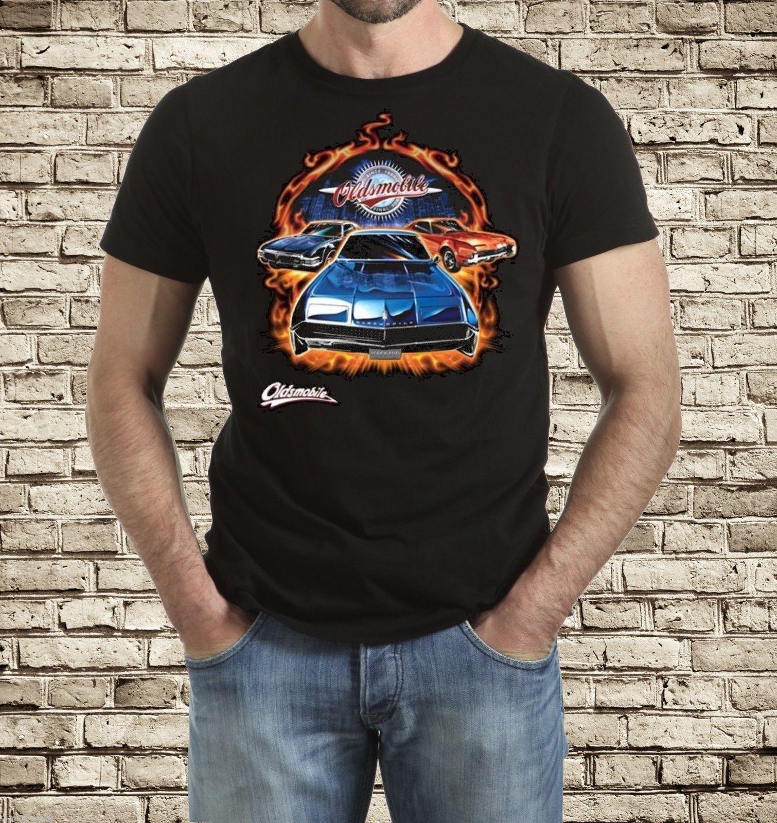 Oldsmobile T Shirt T Shirts Design Designer T Shirts From