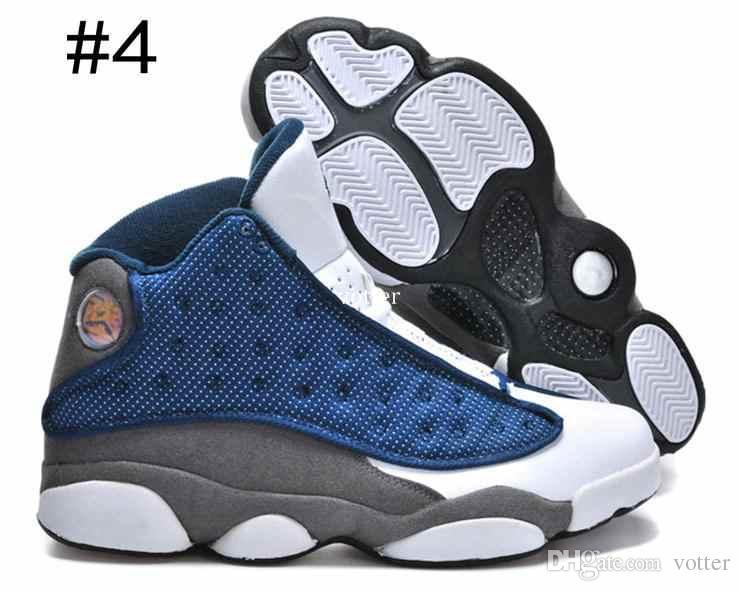 Moda 13 XIII Scarpe da basket donna, donna di alta qualità 13s Athletic Sport Basket Ball Womens Sneakers scarpe da ginnastica taglia 36-40