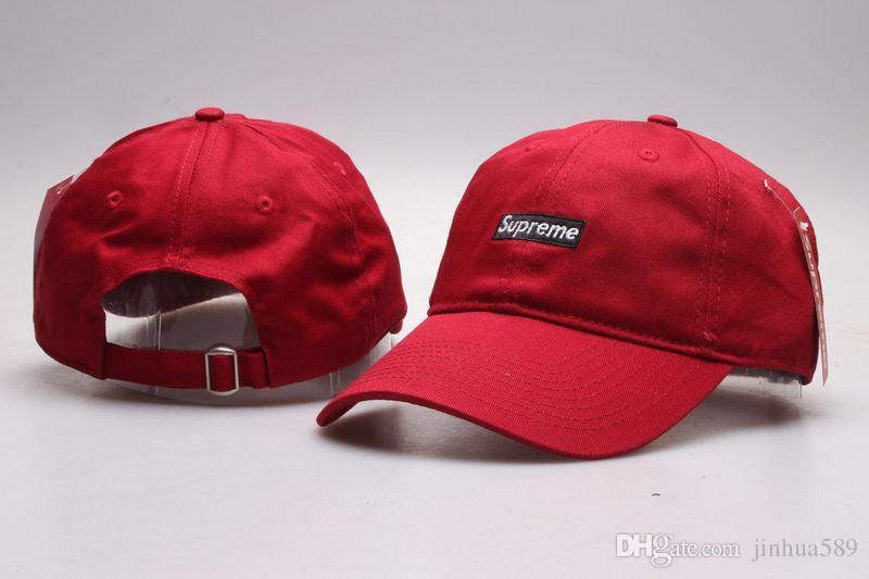 1a964fa9501 2018 Tide Brand Baseball Caps Men Box Logo Visor Sunhat Golf Wang Snapback Sports  Hats Golf Ball Hats Casual Embroidered Ball Caps Y3 028 Baseball Caps For  ...