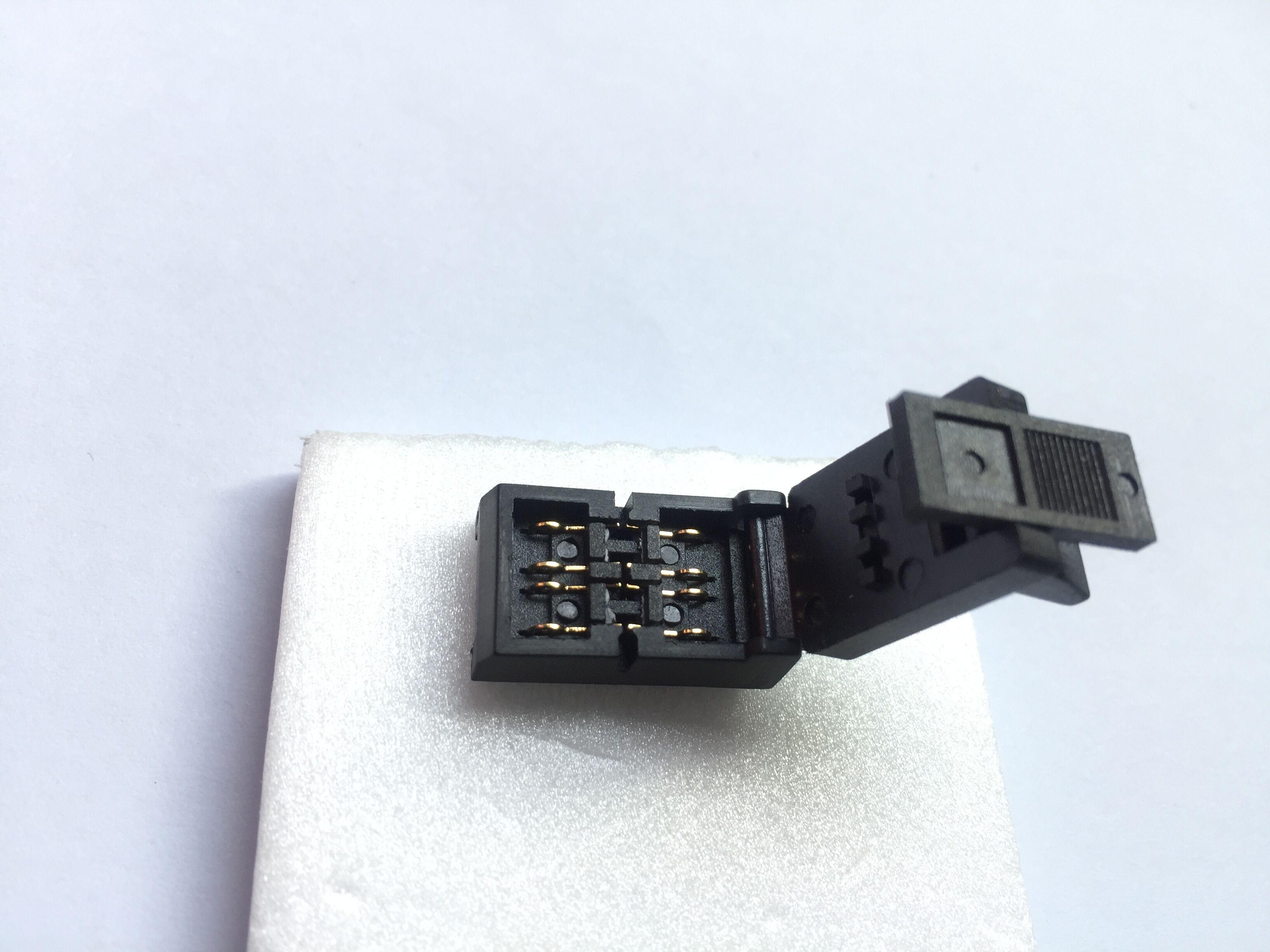 1206-4k-2 Kelvin IC Test Socket 1206 Burn in Socket
