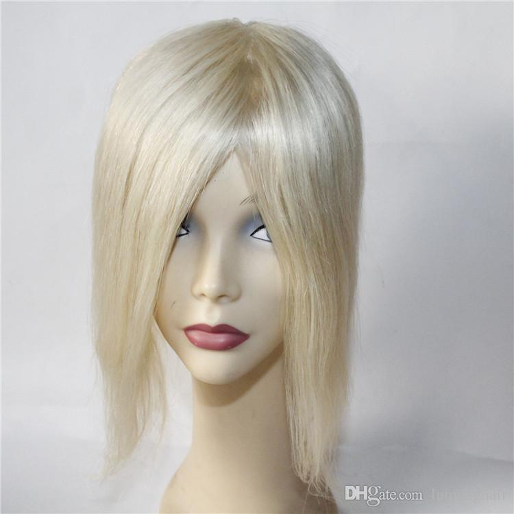 Custom Order Blond 613 Womens Toupee Clip Top Hairpieces Mono Wigs Curly  Brazilian Hair Good Quality Hot Selling Closure Uk Wigs Wigs Hair From  Lumenghair 46ad5d02b