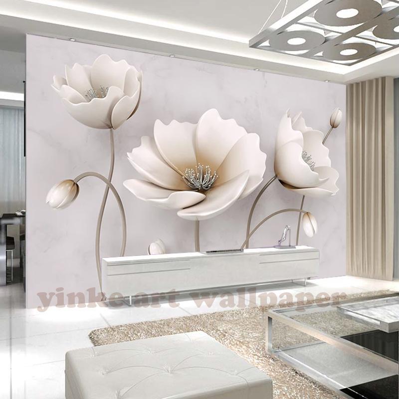Grosshandel 3d Wallpaper Wohnzimmer Schlafzimmer Wandbilder