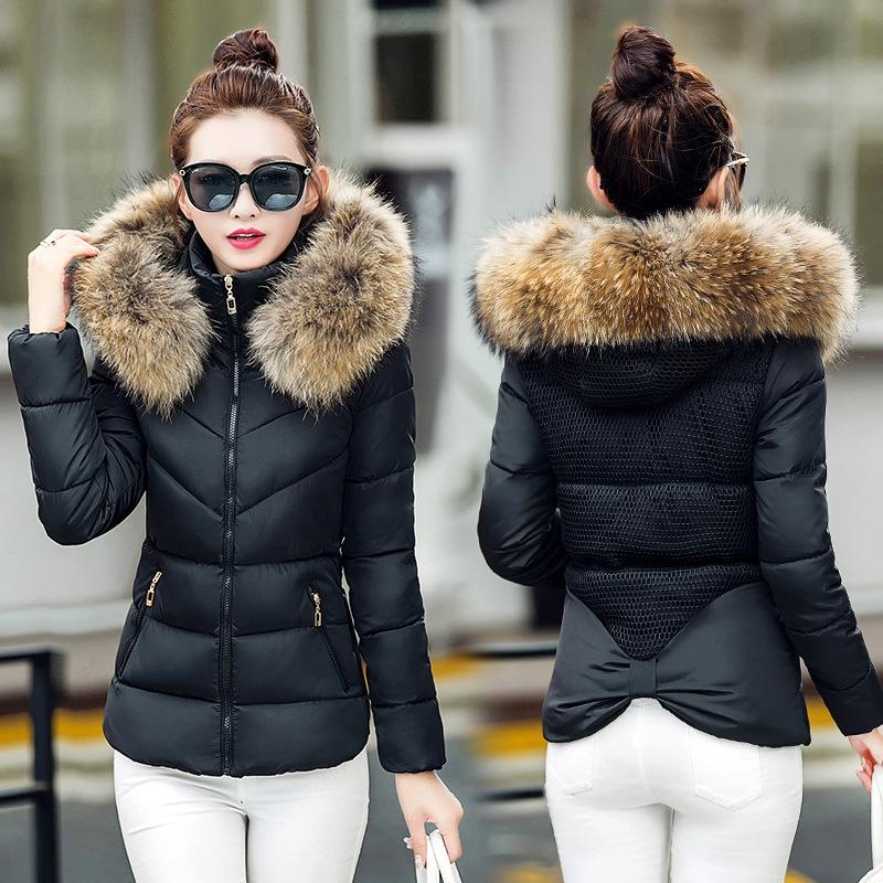 c4162ccaba8 Warm Winter Women Parkas Thick Cotton Slim Hooded Women Jacket Coat Casual Female  Outwear Ladies Winter Coats ZHJ633 S18101203 Online with  42.26 Piece on ...